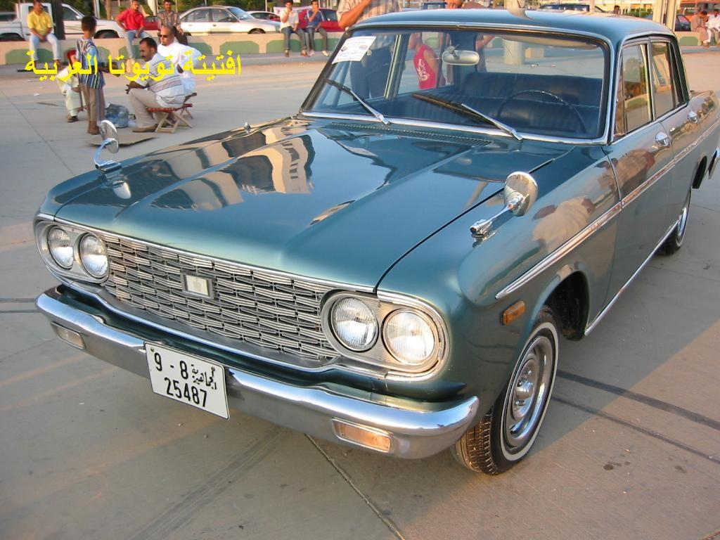 1966 Toyota Crown #9
