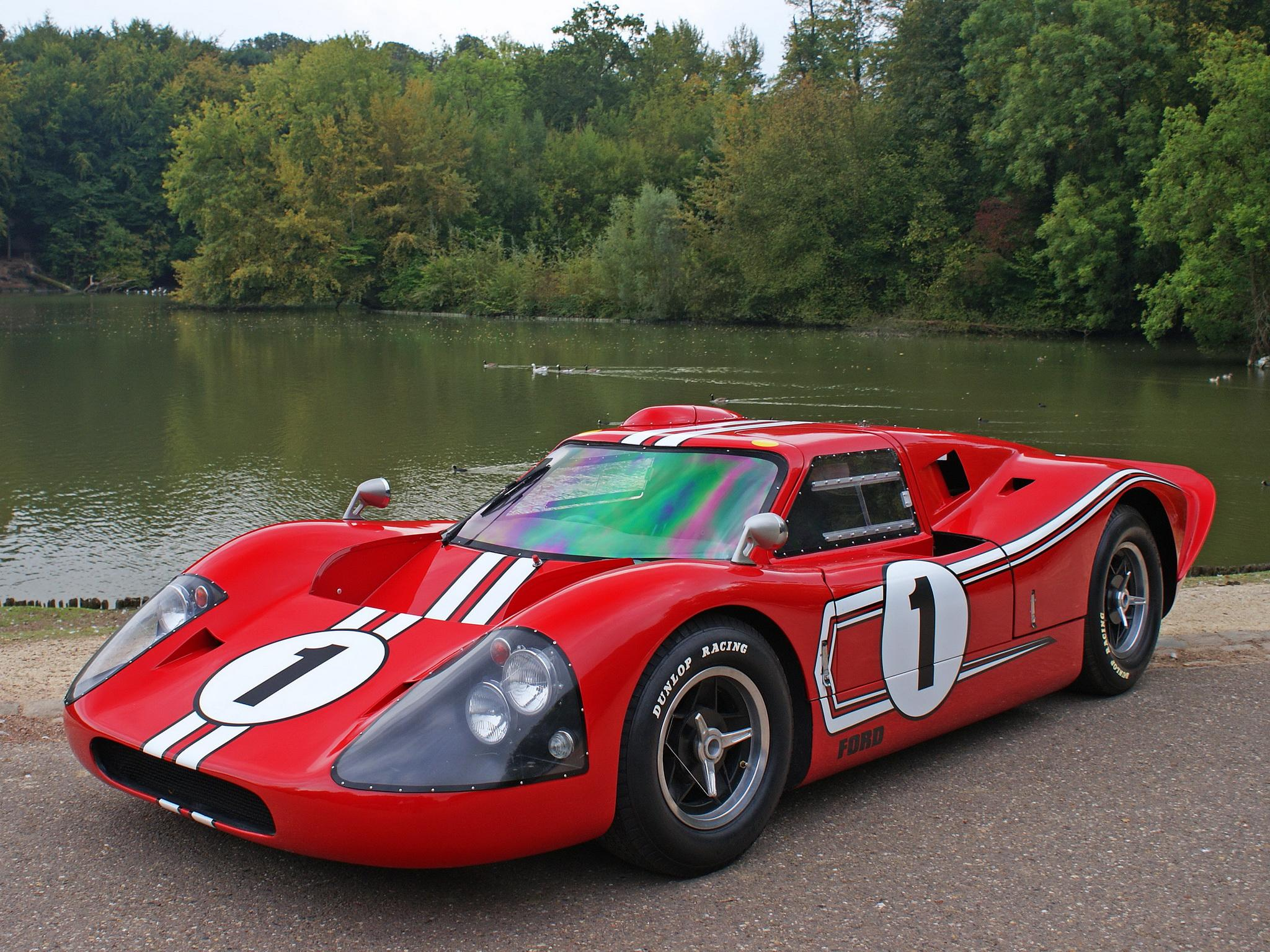 1967 Ford GT 40 #19