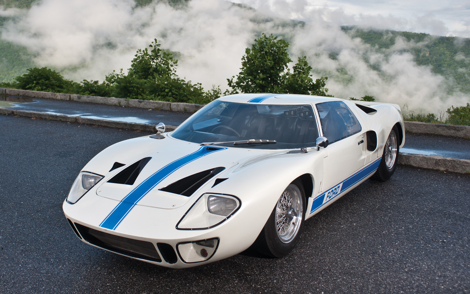 1967 Ford GT 40 #20