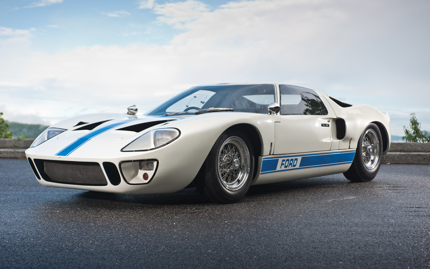 1967 Ford GT 40 #18
