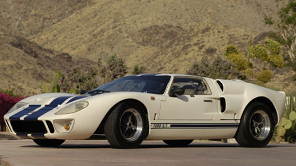 1967 Ford GT 40 #21