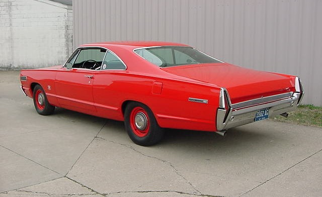 1967 Mercury Montclair #16