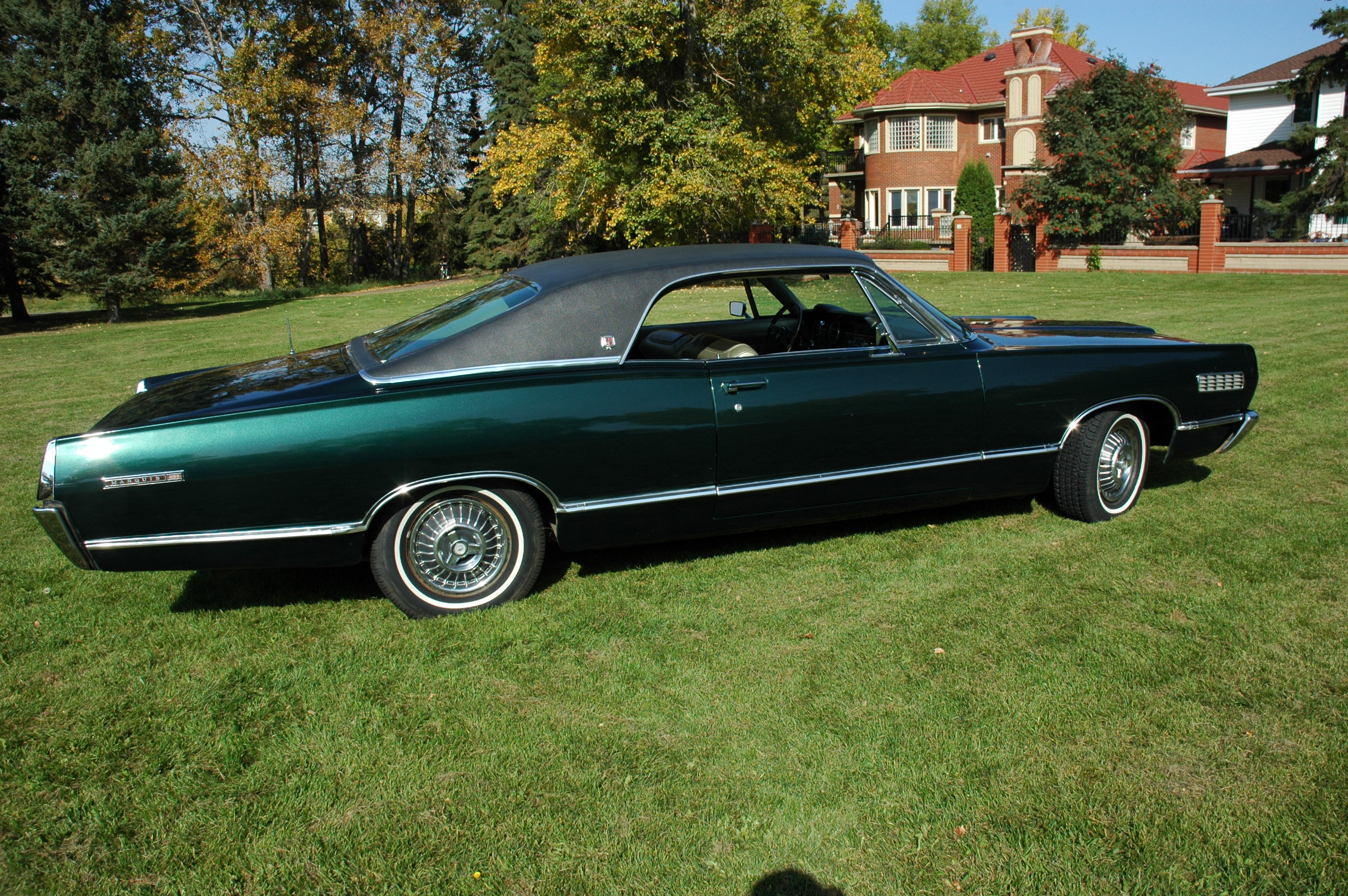 1967 Mercury Montclair #20
