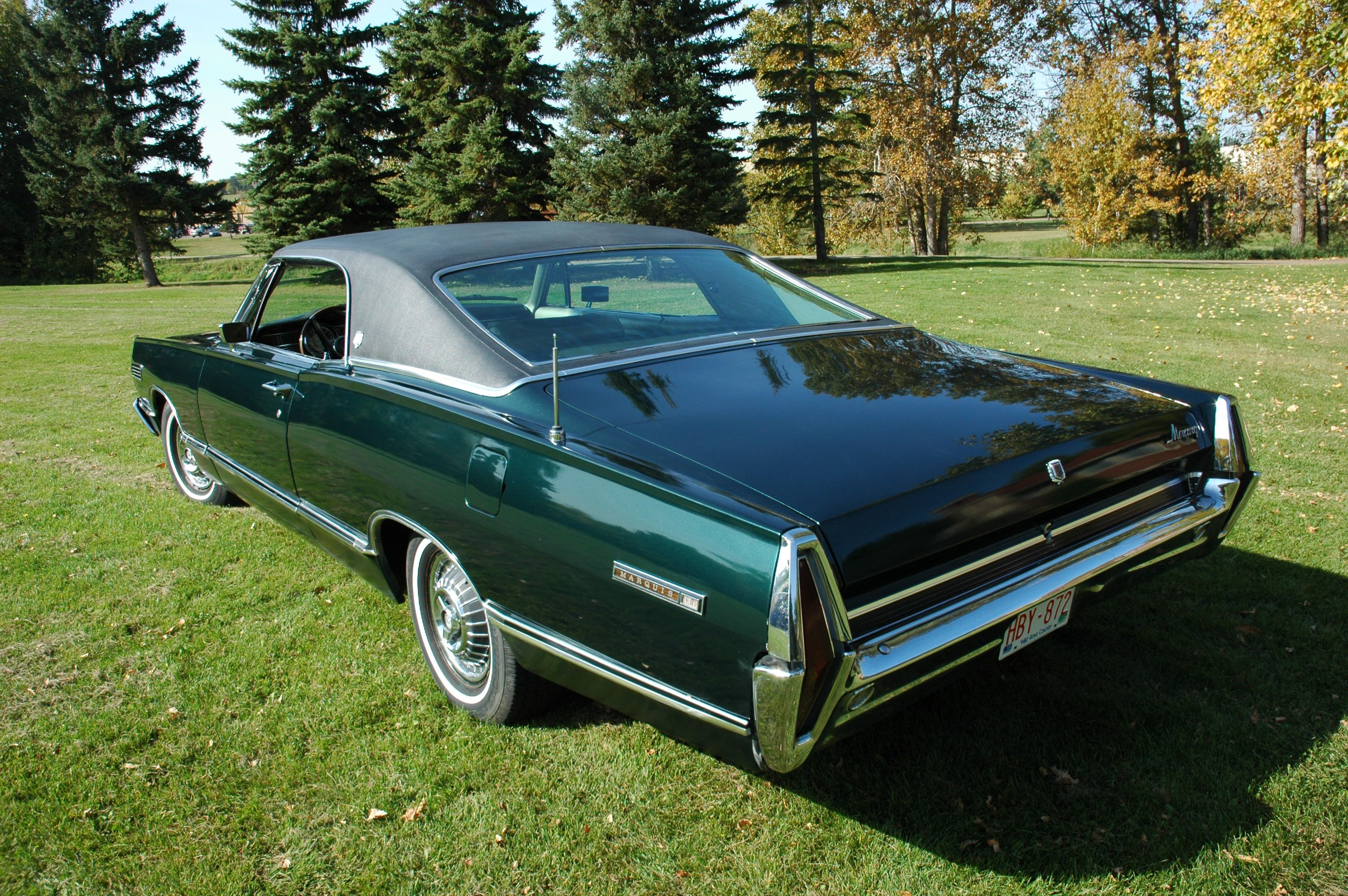 1967 Mercury Montclair #19