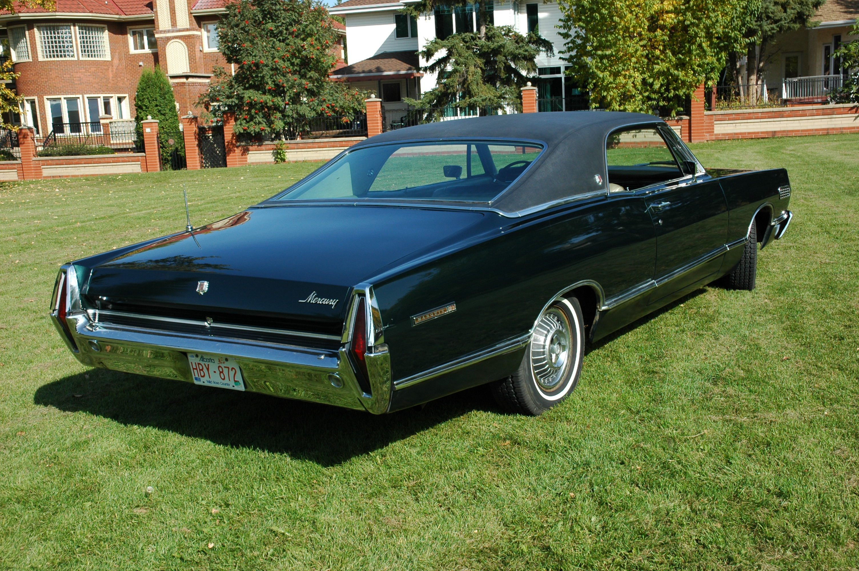 1967 Mercury Montclair #18