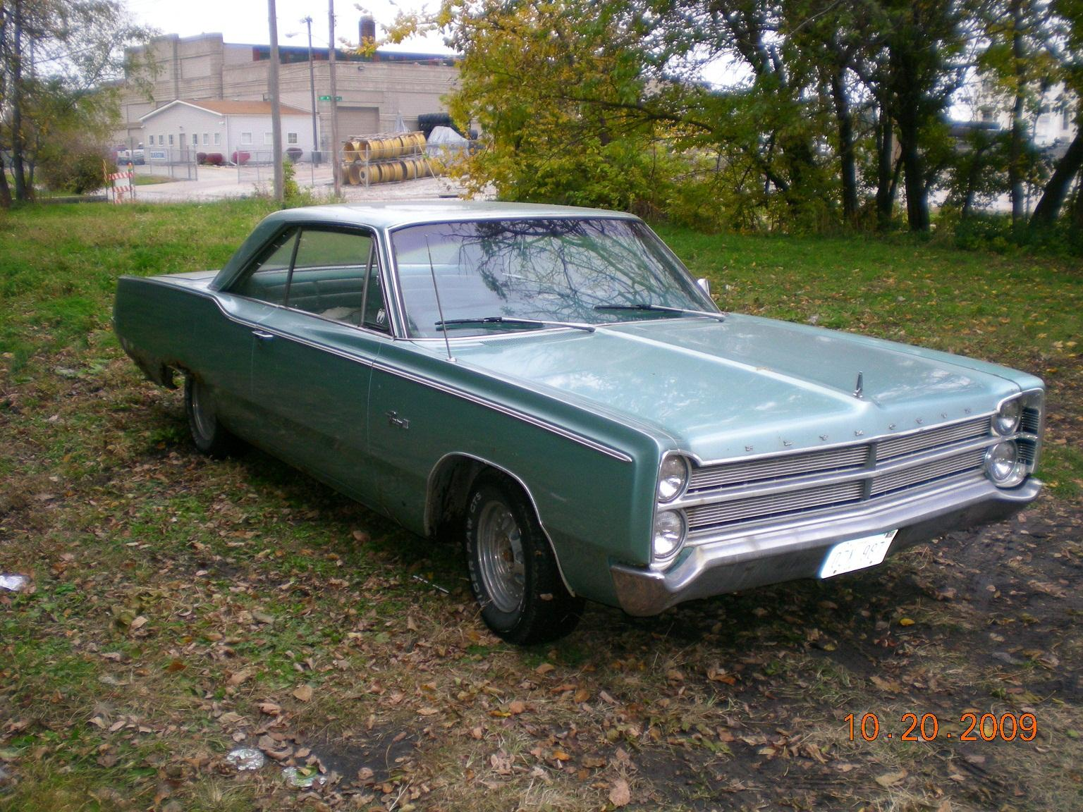 1967 Plymouth Fury #18