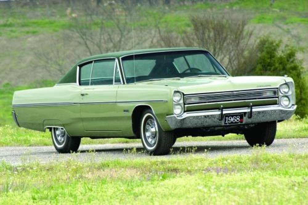 1967 Plymouth Fury #19