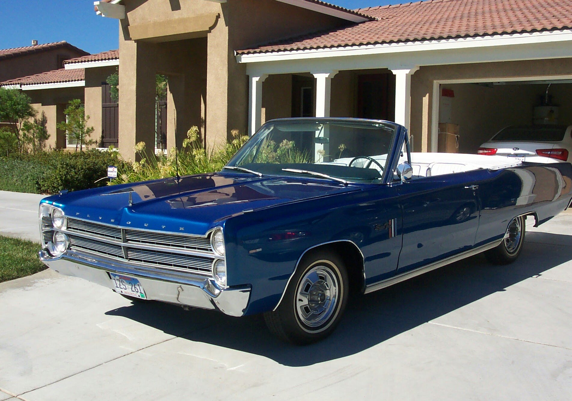 1967 Plymouth Fury #20