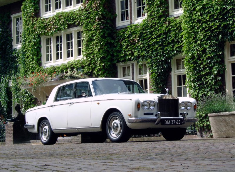 1967 Rolls royce Silver Shadow #23