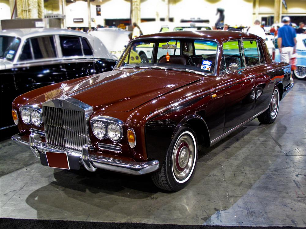 1967 Rolls royce Silver Shadow #20