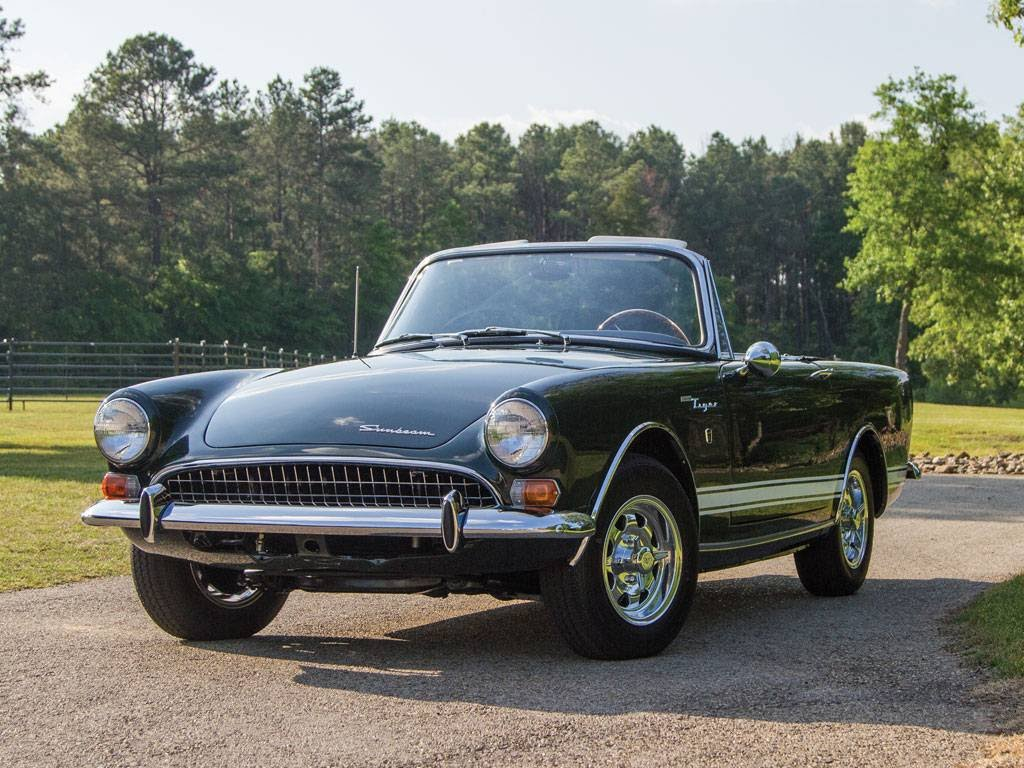 1967 Sunbeam Tiger #18