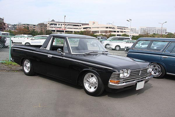 1967 Toyota Crown #18