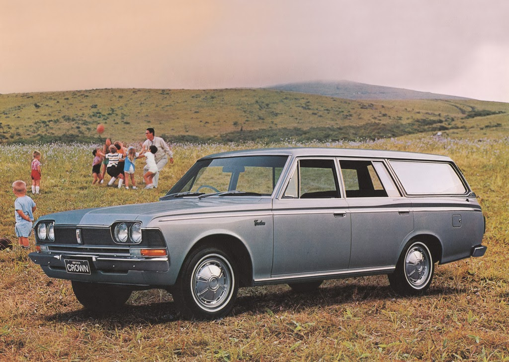1967 Toyota Crown #19