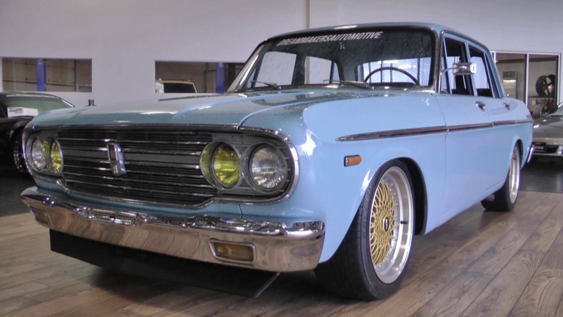 1967 Toyota Crown #17