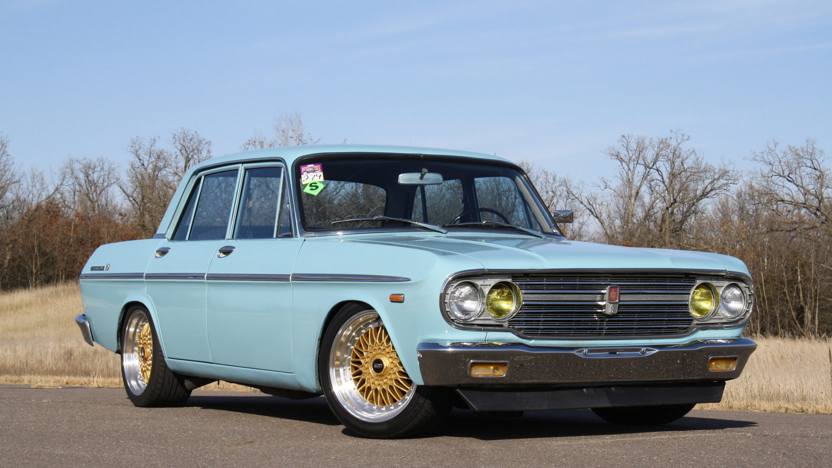 1967 Toyota Crown #20