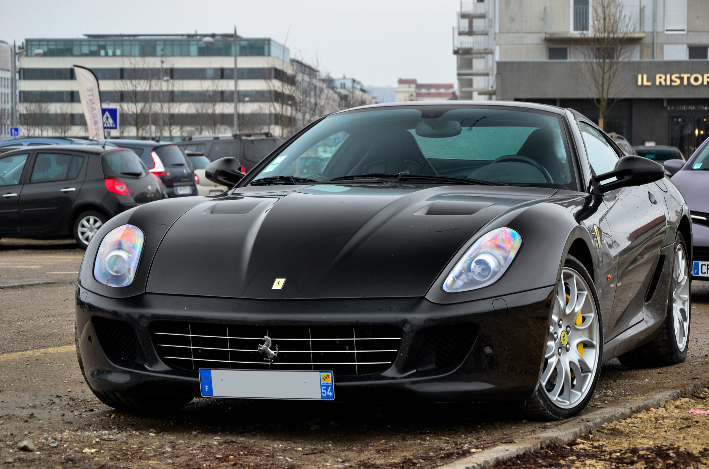 gtb pre luxury fiorano sale ferrari vehicles london owned gve for