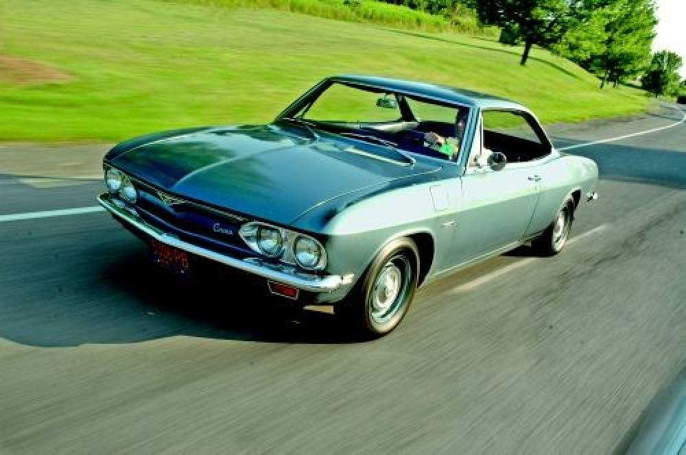 1968 Chevrolet Corvair #19