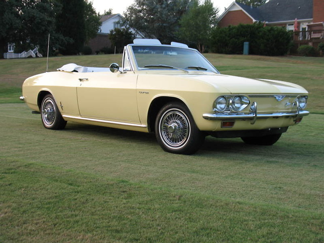 1968 Chevrolet Corvair #15