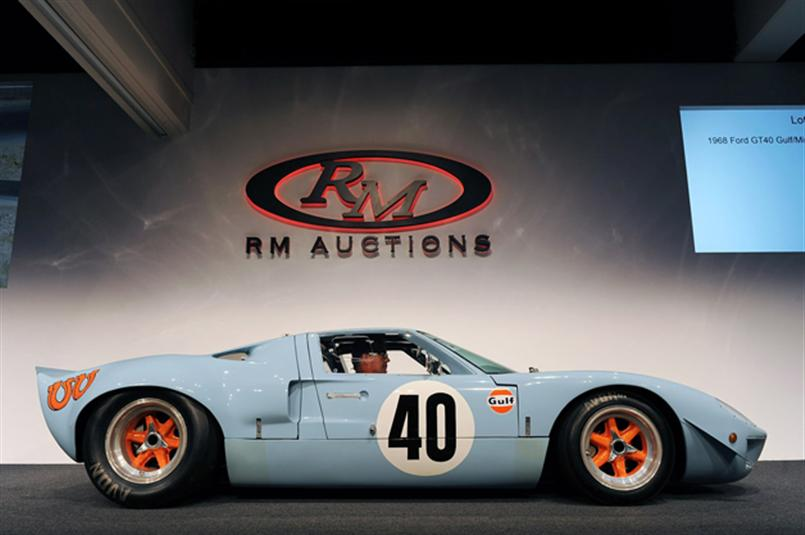 1968 Ford GT 40 #23