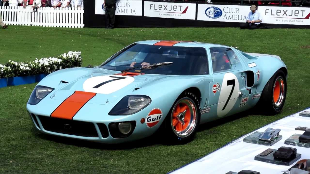1968 Ford GT 40 #24