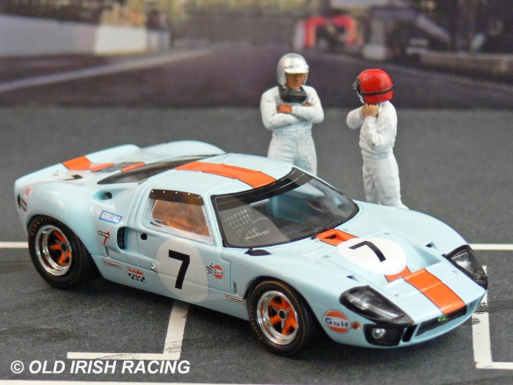 1968 Ford GT 40 #21