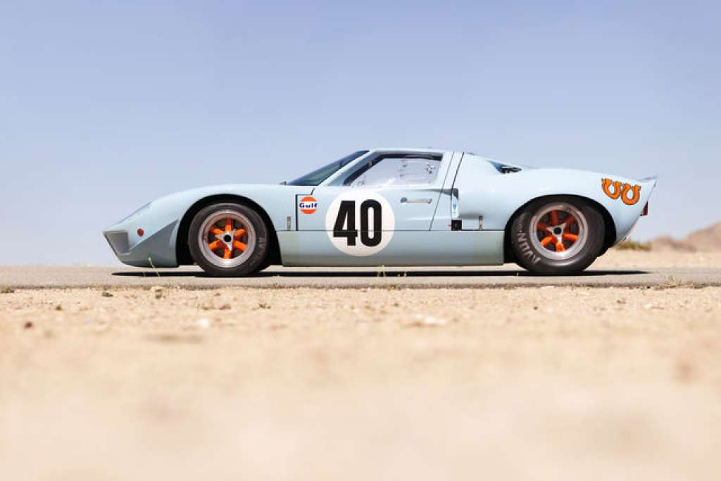 1968 Ford GT 40 #22