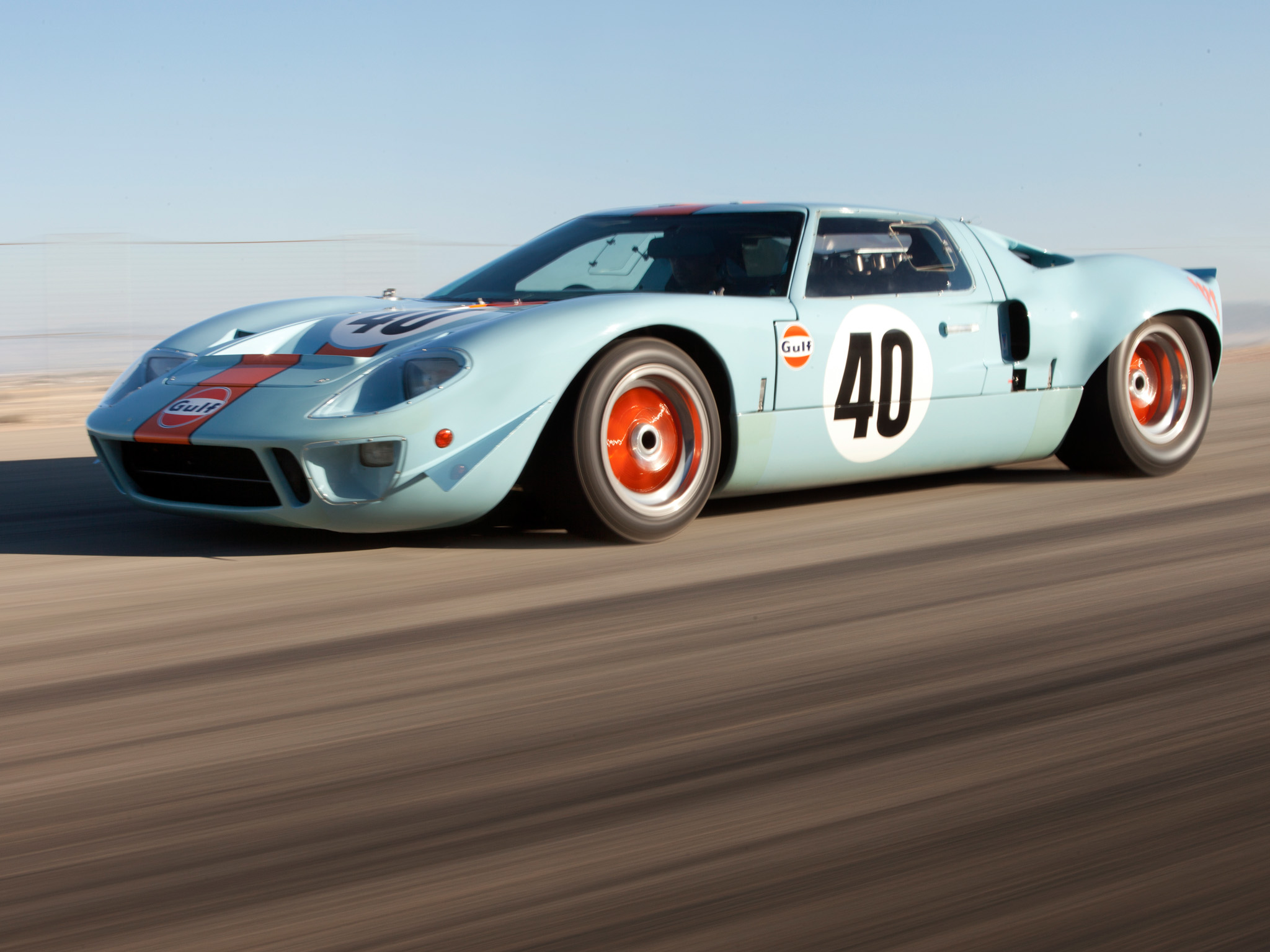1968 Ford GT 40 #20