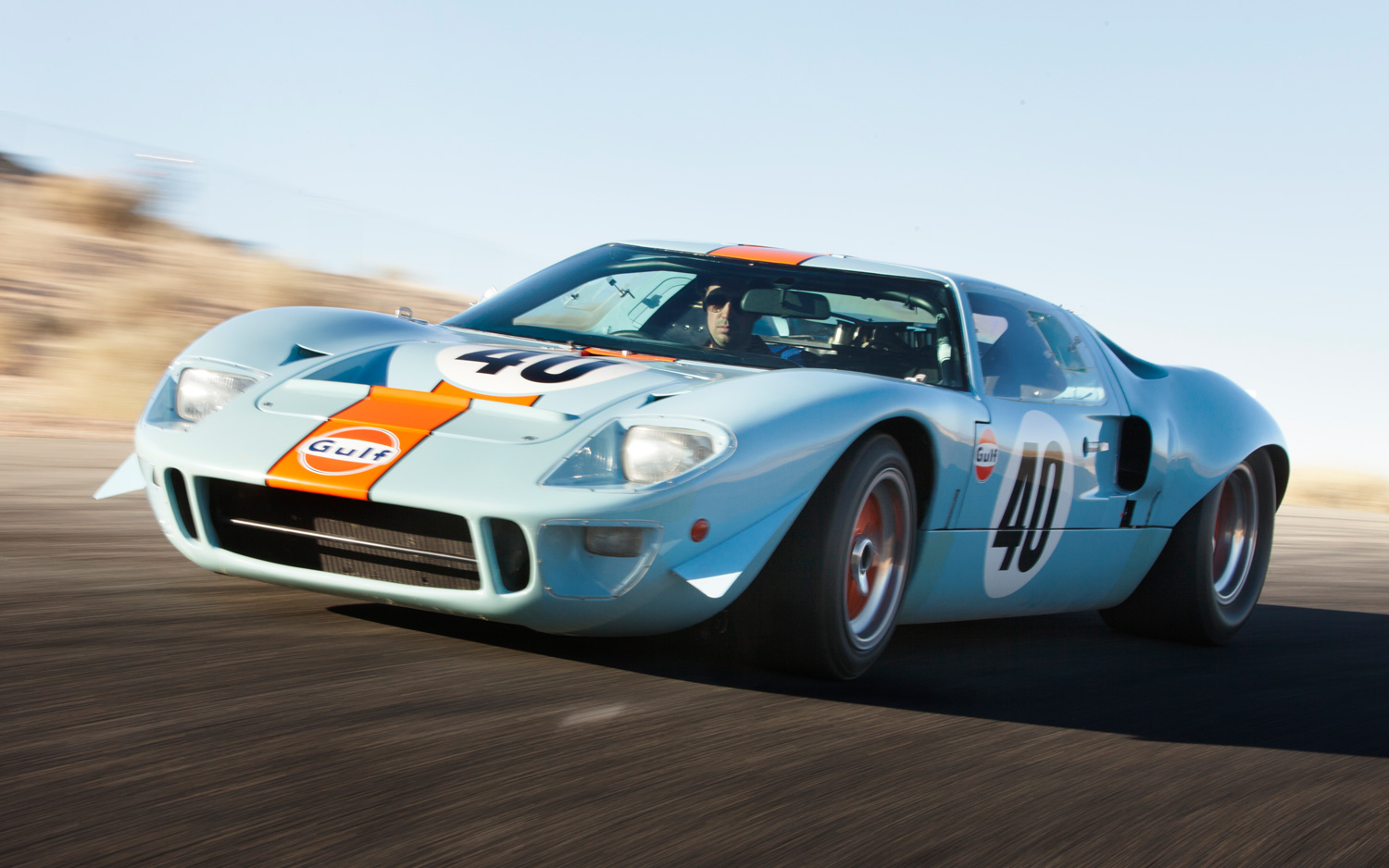 1968 Ford GT 40 #19