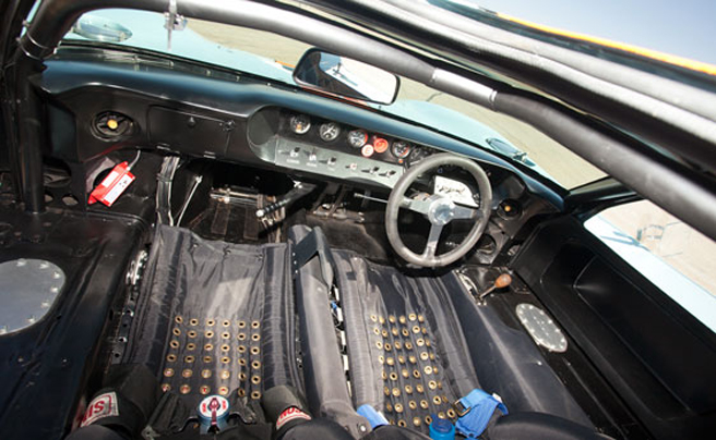 1968 Ford GT 40 #25