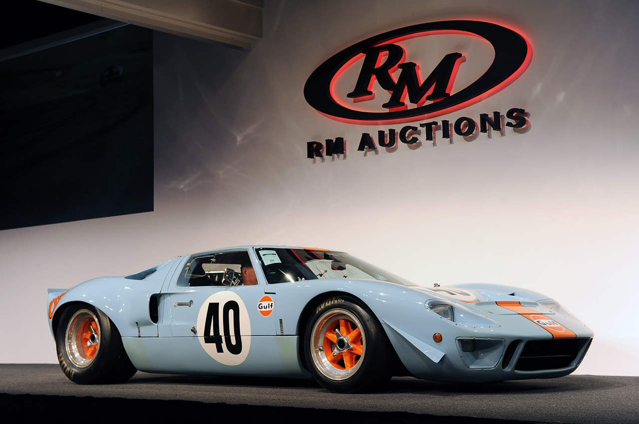 1968 Ford GT 40 #17