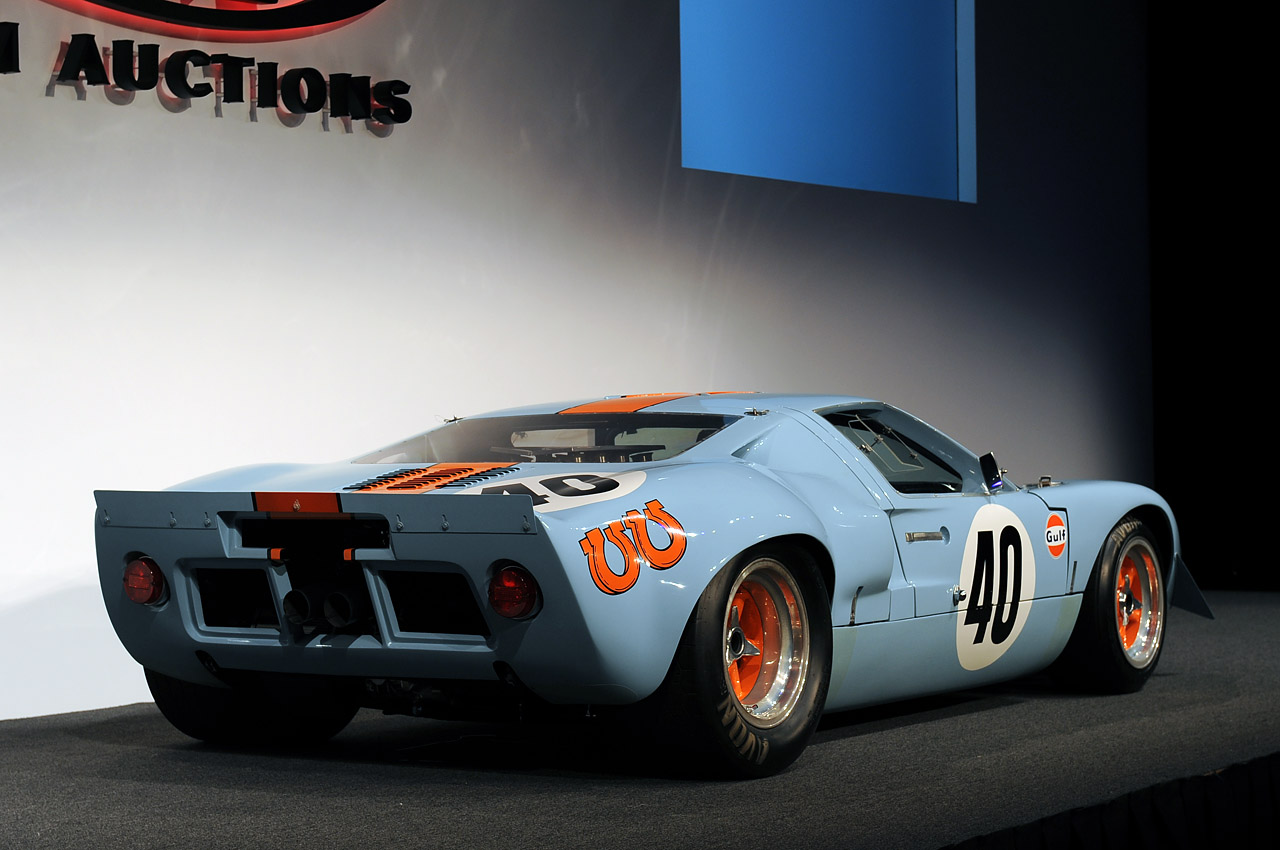 1968 Ford GT 40 #26