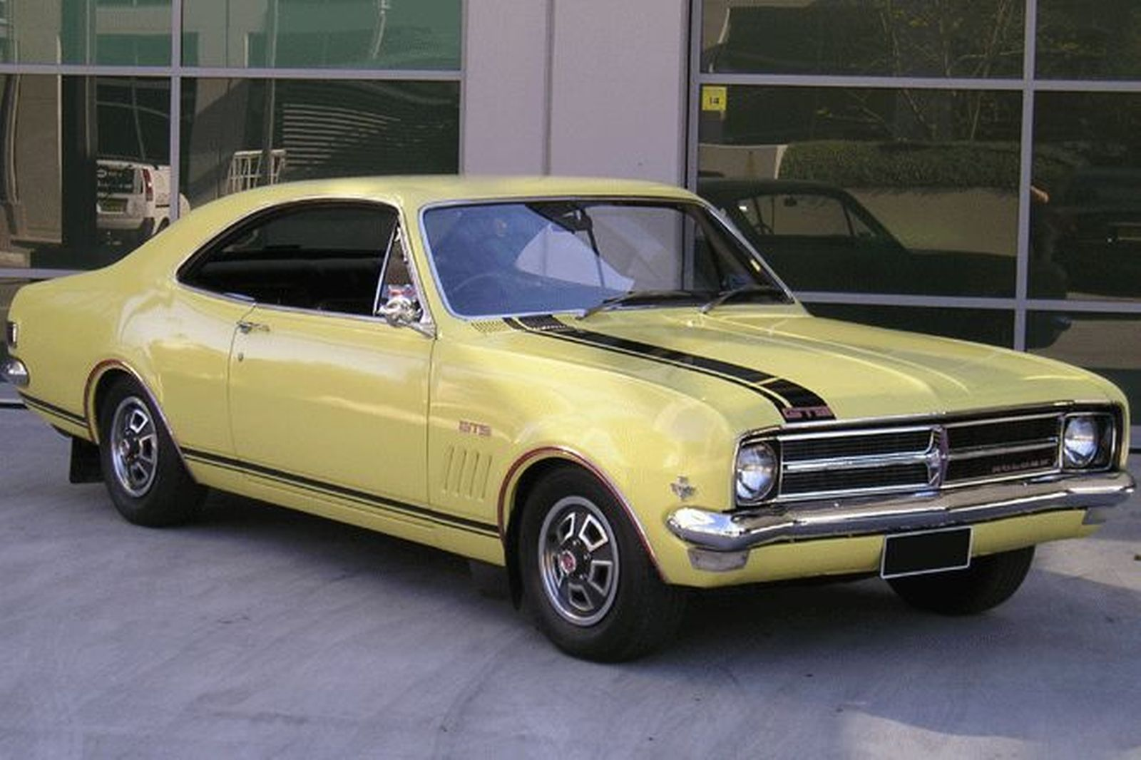 1968 Holden Monaro Photos Informations Articles