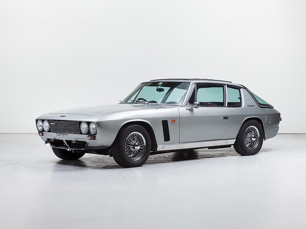 1968 Jensen Interceptor #17