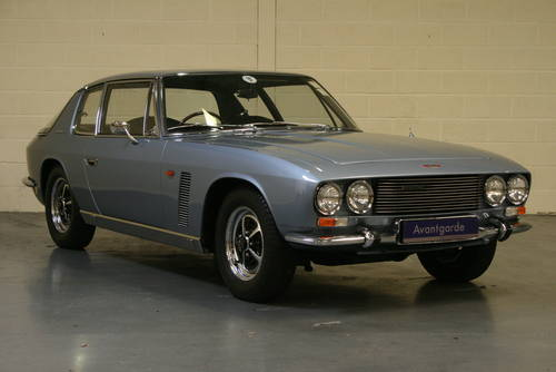 1968 Jensen Interceptor #15