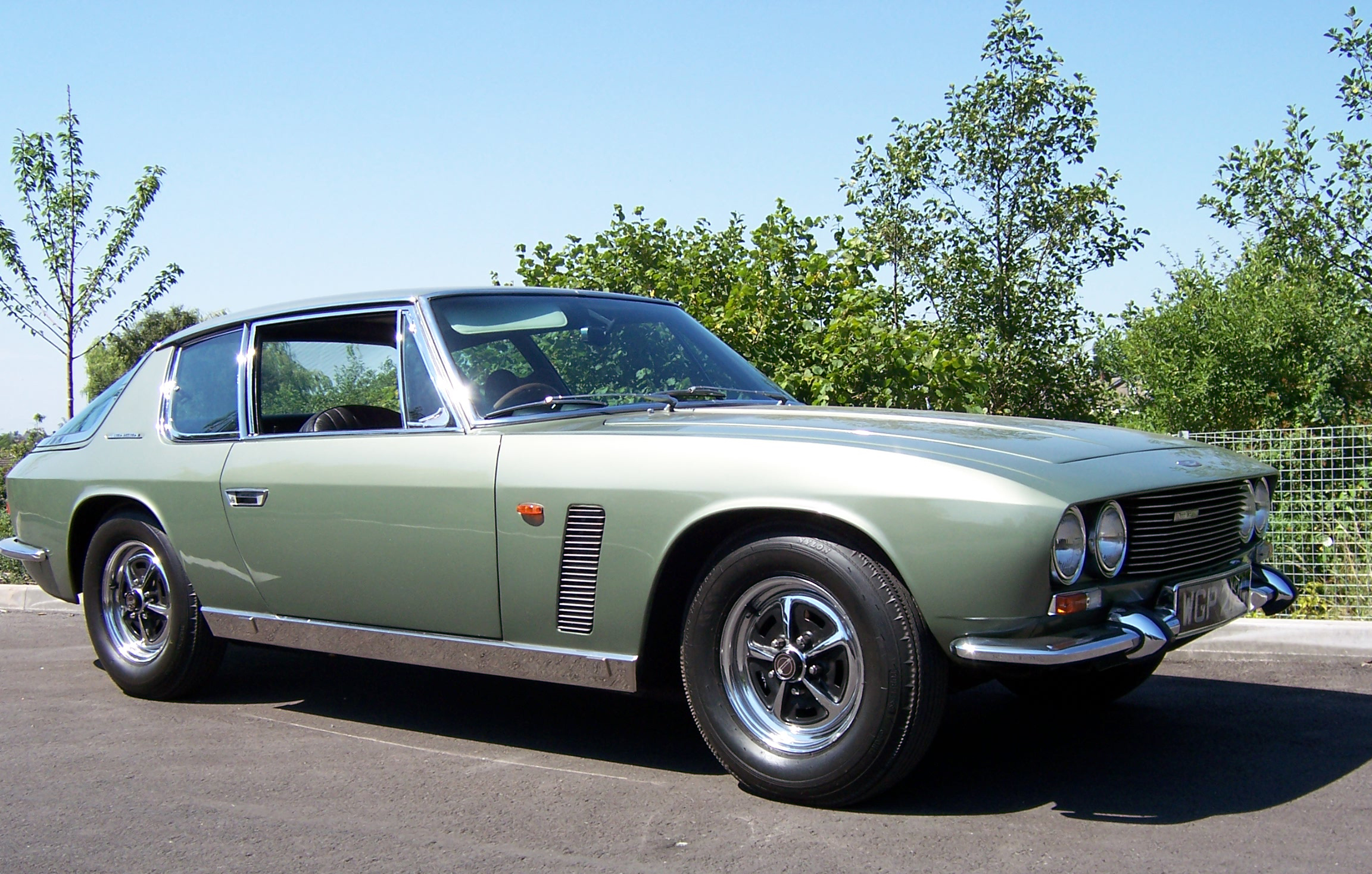 1968 Jensen Interceptor #18