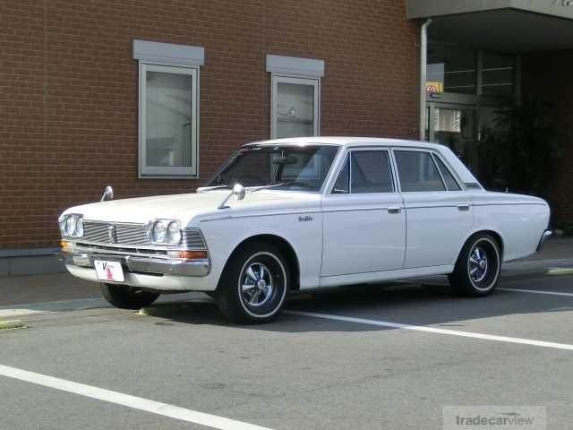 1968 Toyota Crown #14