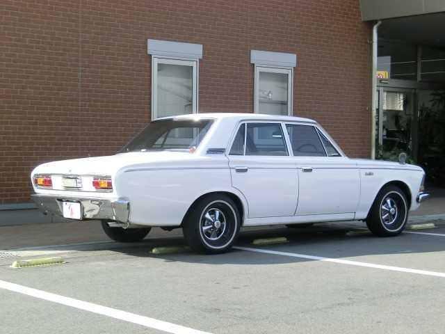 1968 Toyota Crown #16