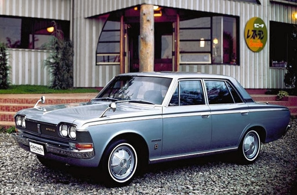 1968 Toyota Crown #17