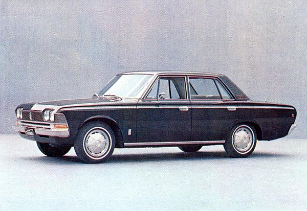 1968 Toyota Crown #15