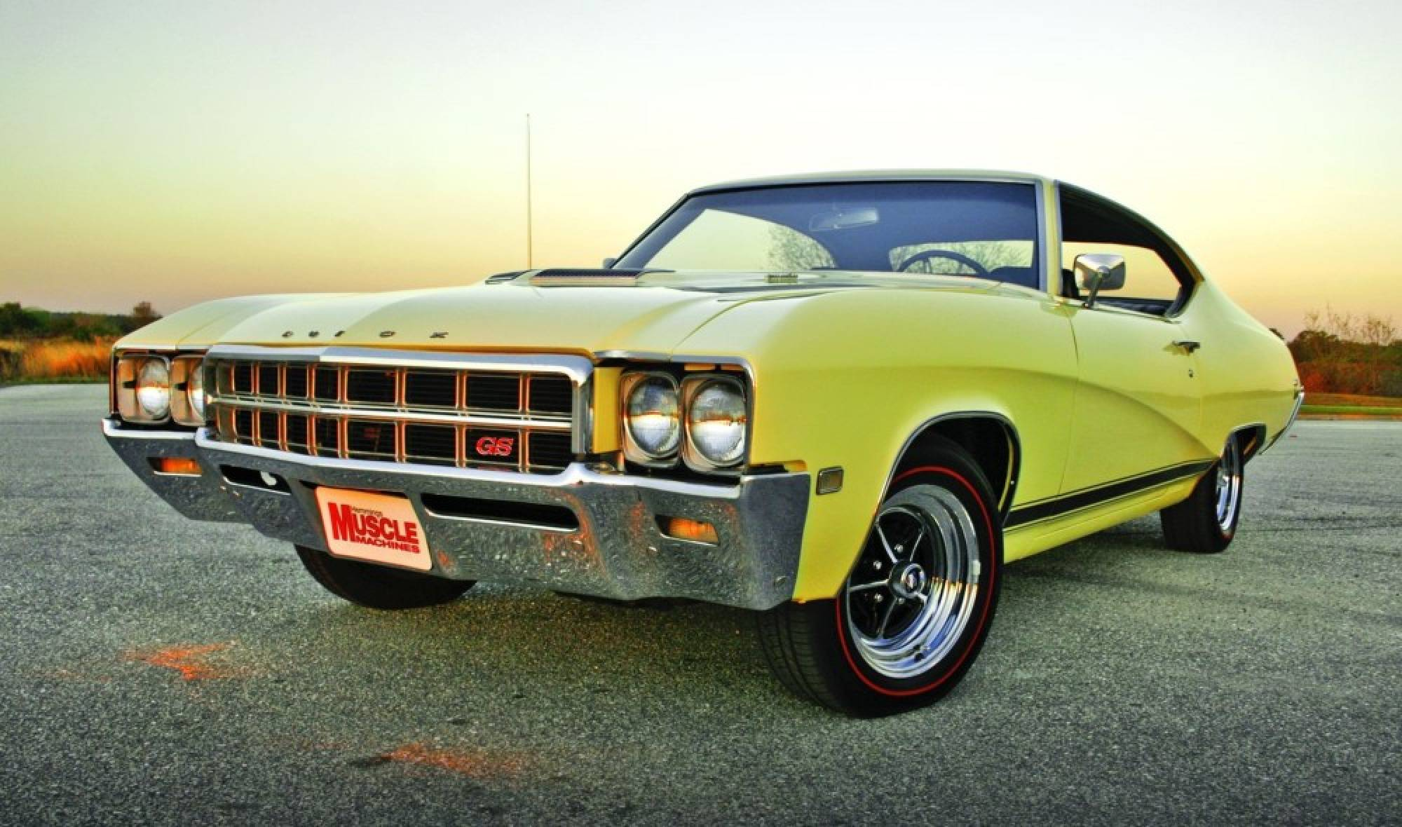 1969 Buick GS #22