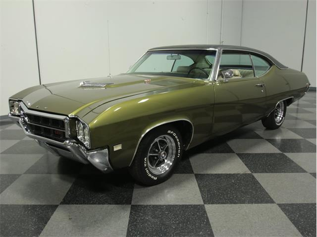 1969 Buick GS #25
