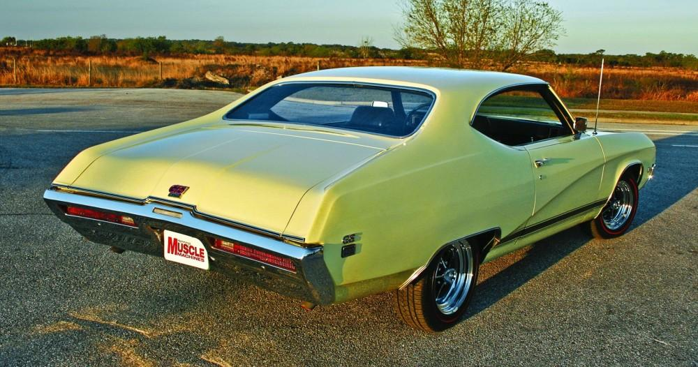1969 Buick GS #21