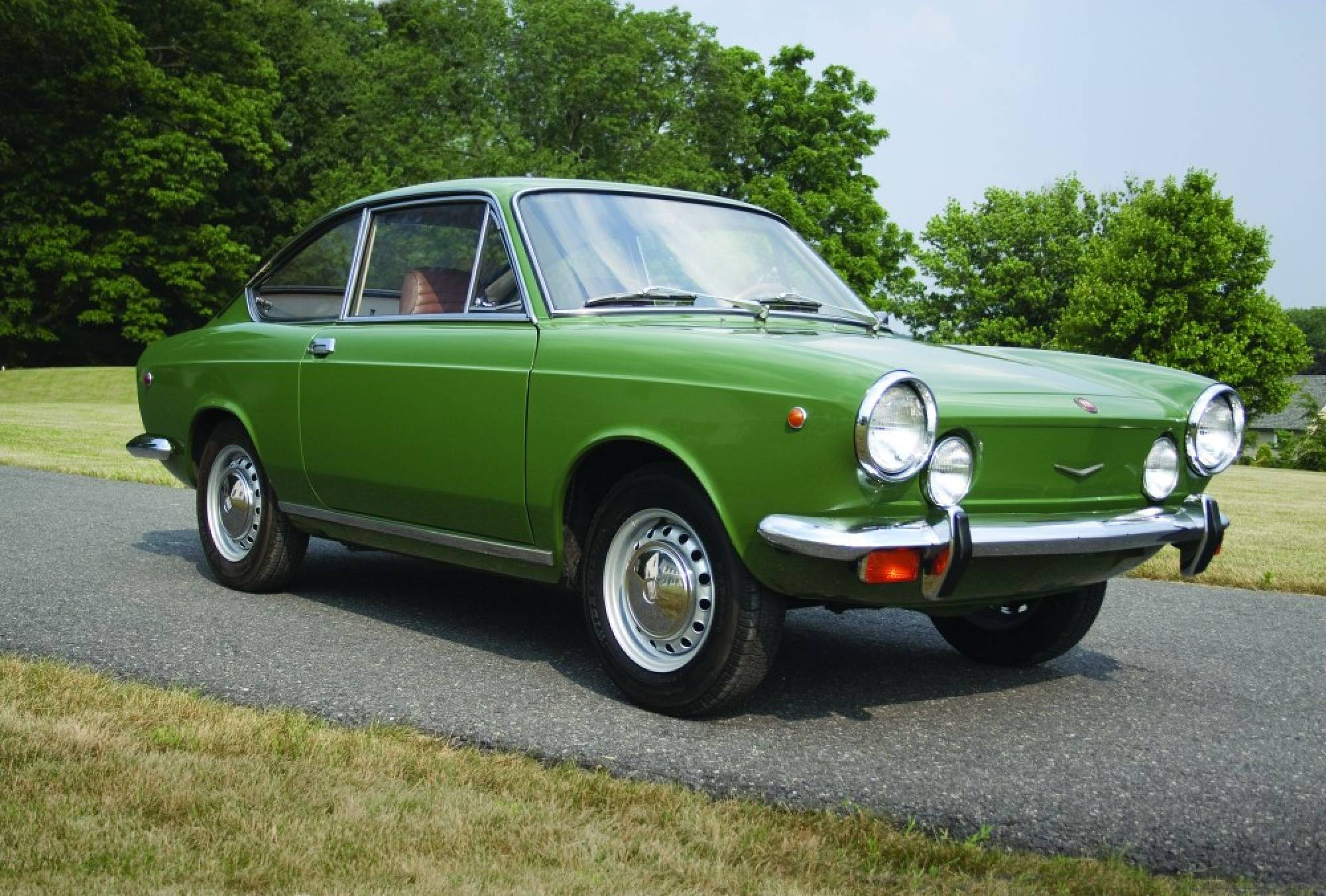 1969 fiat 850 photos informations articles. Black Bedroom Furniture Sets. Home Design Ideas