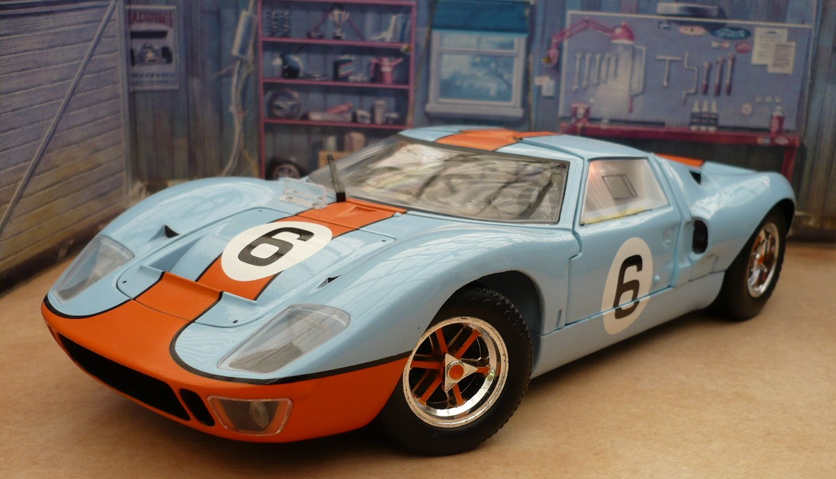 1969 Ford GT 40 #18