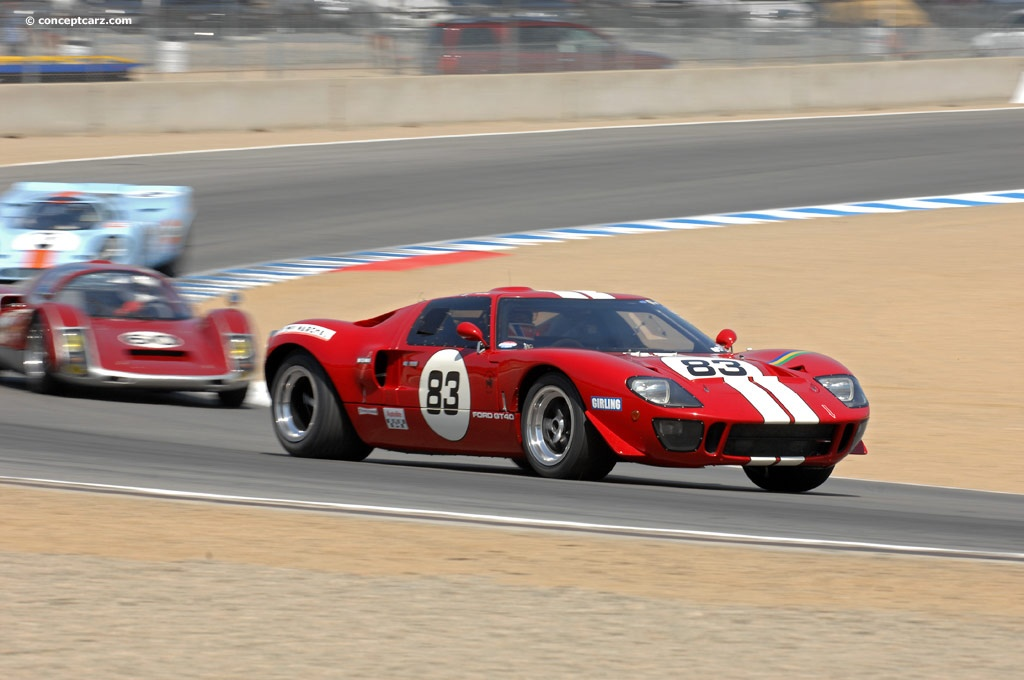 1969 Ford GT 40 #20