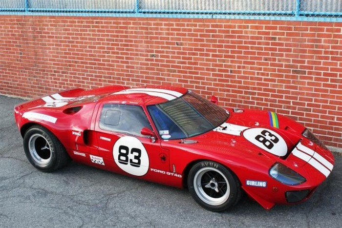 1969 Ford GT 40 #16