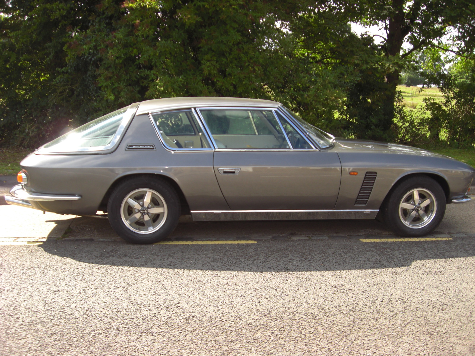 1969 Jensen Interceptor #20