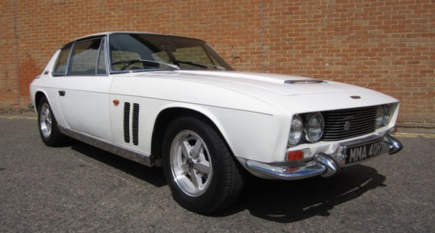 1969 Jensen Interceptor #21