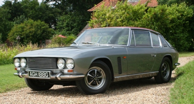 1969 Jensen Interceptor #23