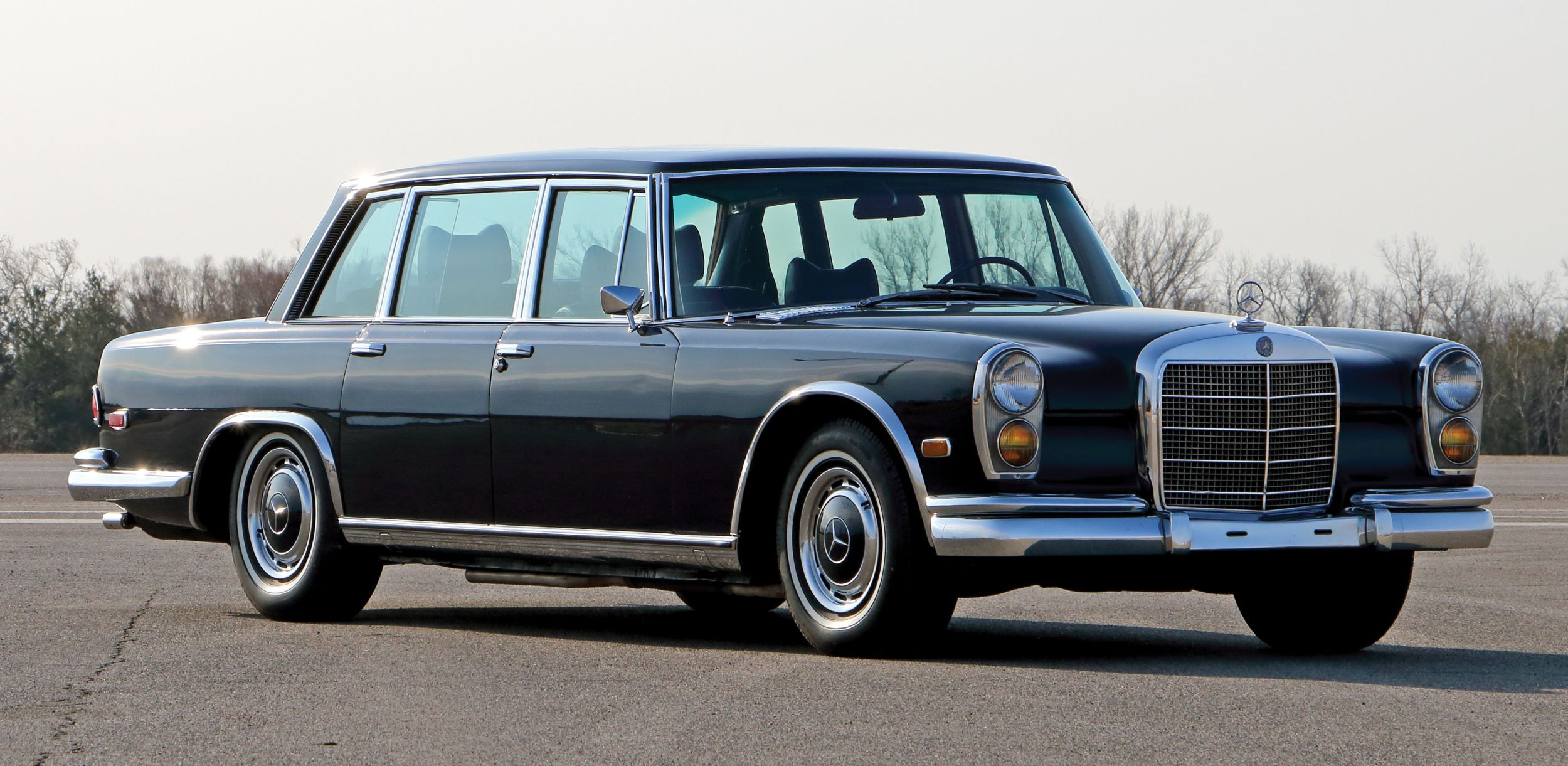 1969 mercedes benz 600 photos informations articles. Black Bedroom Furniture Sets. Home Design Ideas